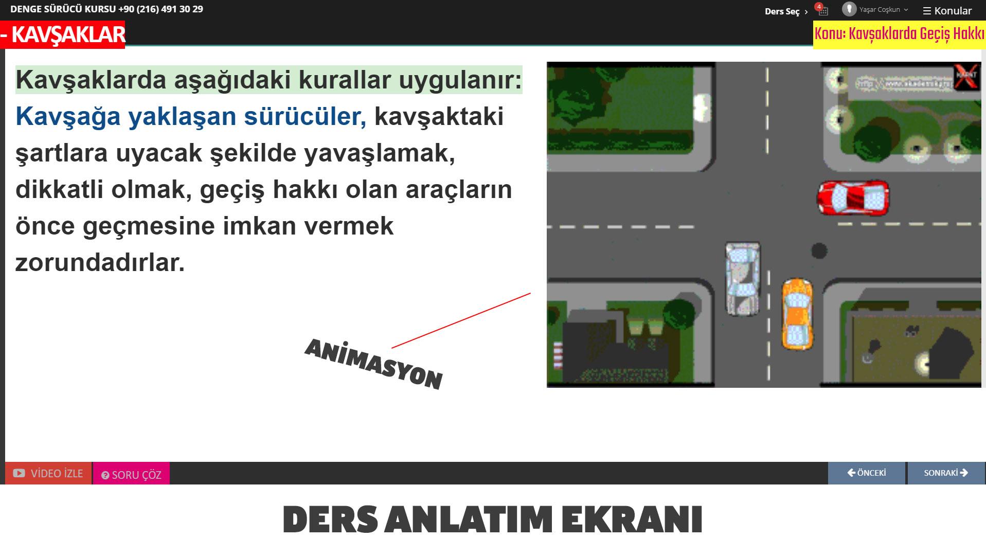 Sürücü Kurs Öğretmen Otomasyonu